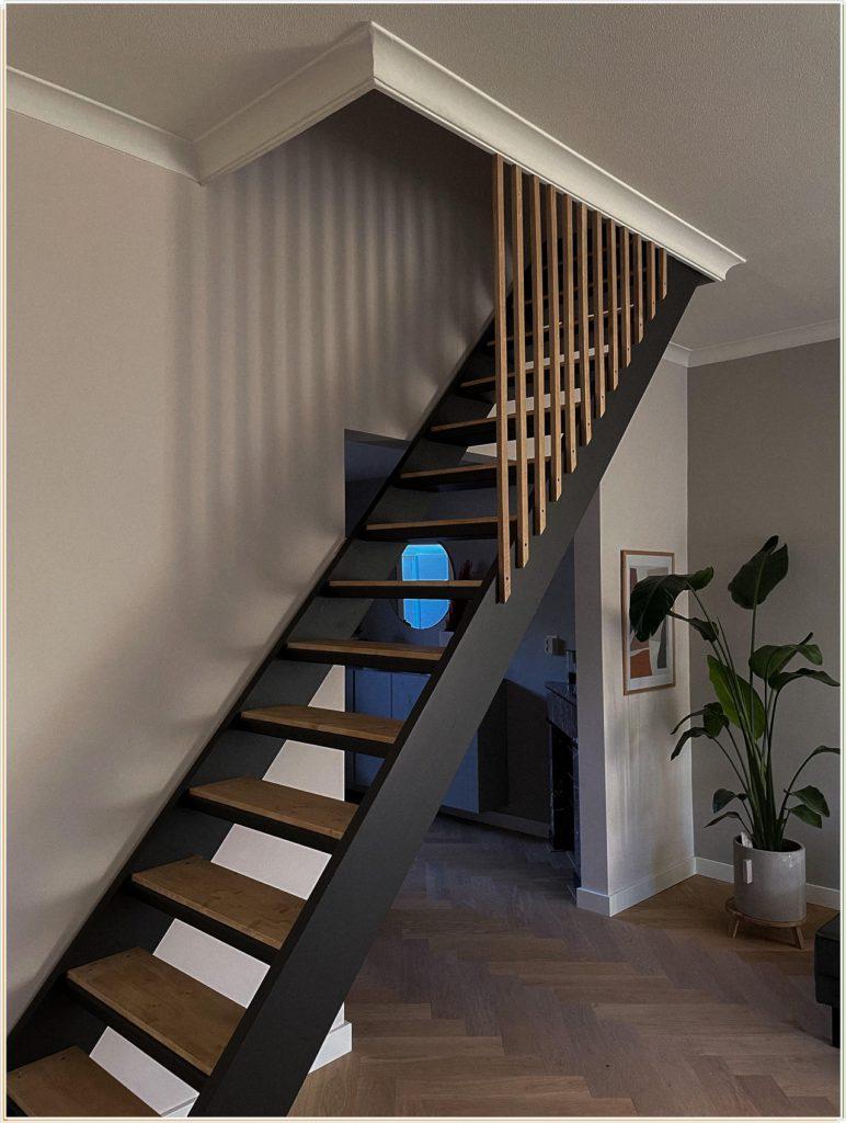 Перила для лестницы своими руками