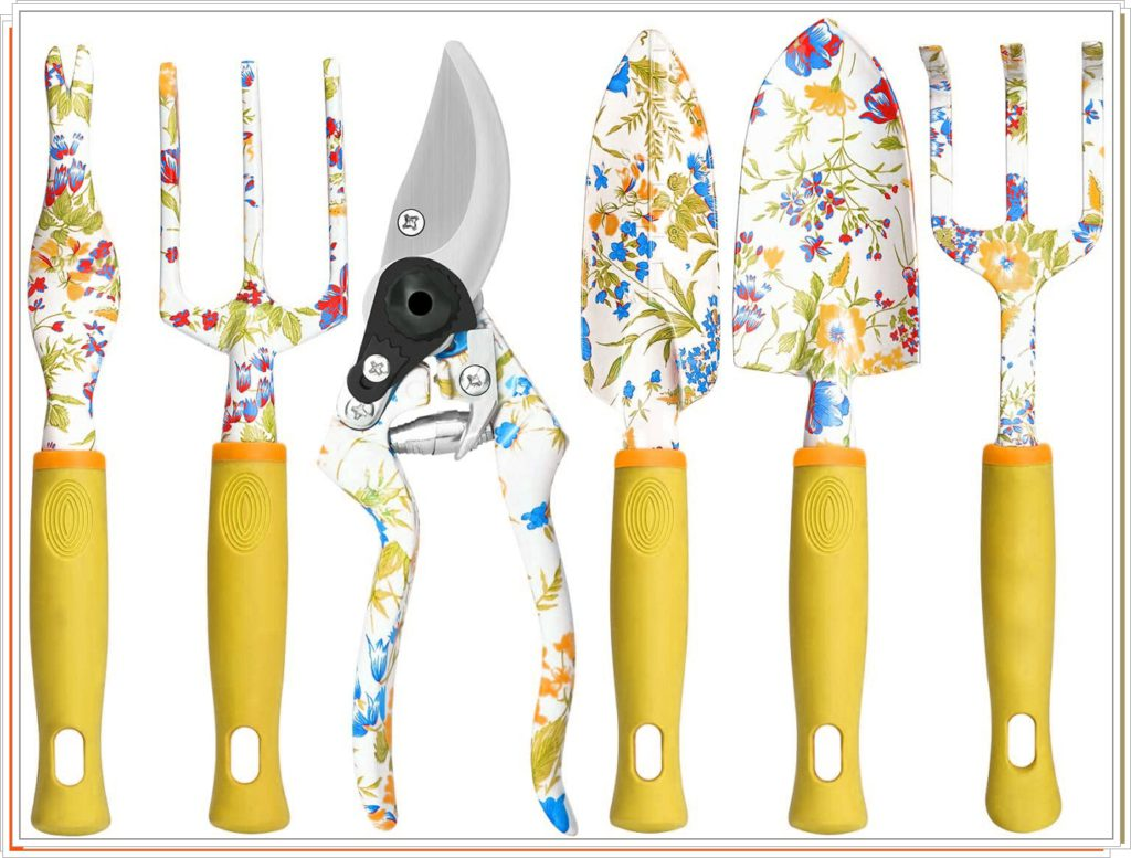 Набор инструментов для подарка садоводу
